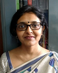 Ms. Bhaswati Ray
