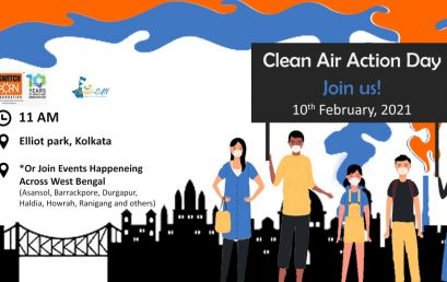 Join Bengal-CAN Clean Air Action Day